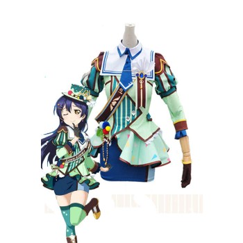 Love Live! Ice Cream Awake Umi Sonoda Anime Cosplay Costumes