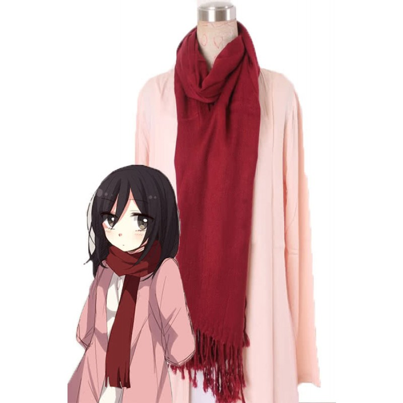 Attack On Titan For Mikasa Ackerman Childhood Suit With A