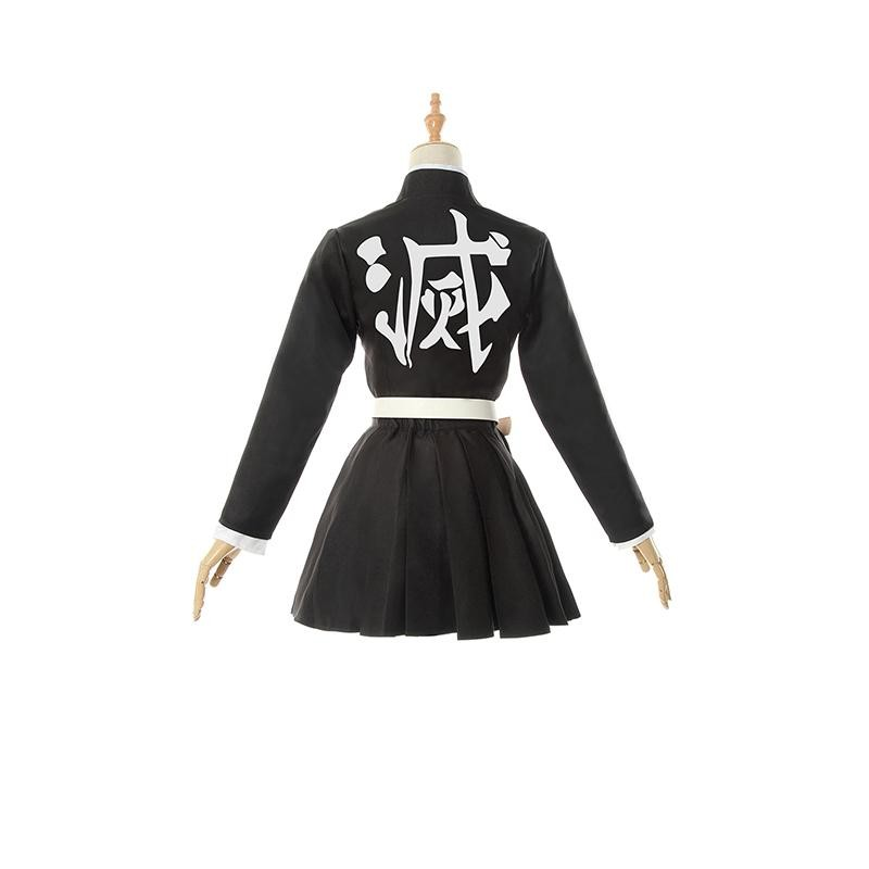 Demon Slayer Kanroji Mitsuri Female Uniform Cosplay Costume For Sale Rolecosplay Com Kimetsu no yaiba is also known as demon slayer: demon slayer kanroji mitsuri female