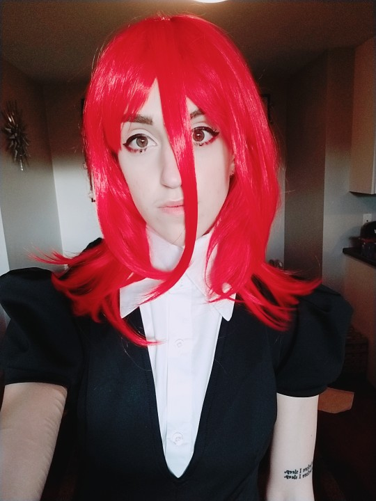 great quality, perfect colour! I'm so excited to cosplay Cinnabar.