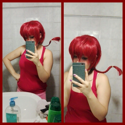 fast delivery, the wig is perfect!