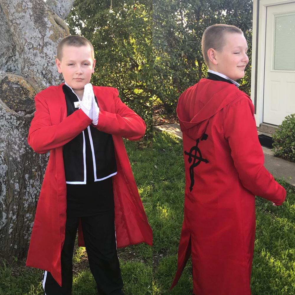 Pants were too small (he's wearing black wind pants in the photo instead) but I knew that might be an issue when I ordered and decided having the rest of the costume fit well mattered more - and it does! Adult Medium was perfect for my 9 year old who is 5