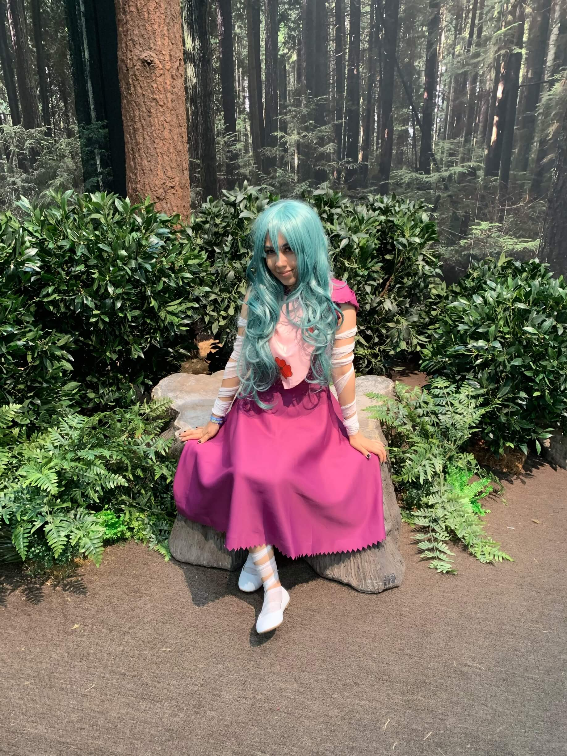 Beautiful Eto Cosplay