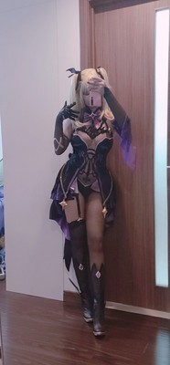 The cosplay fit perfectly. I love it. You should definitely get it.