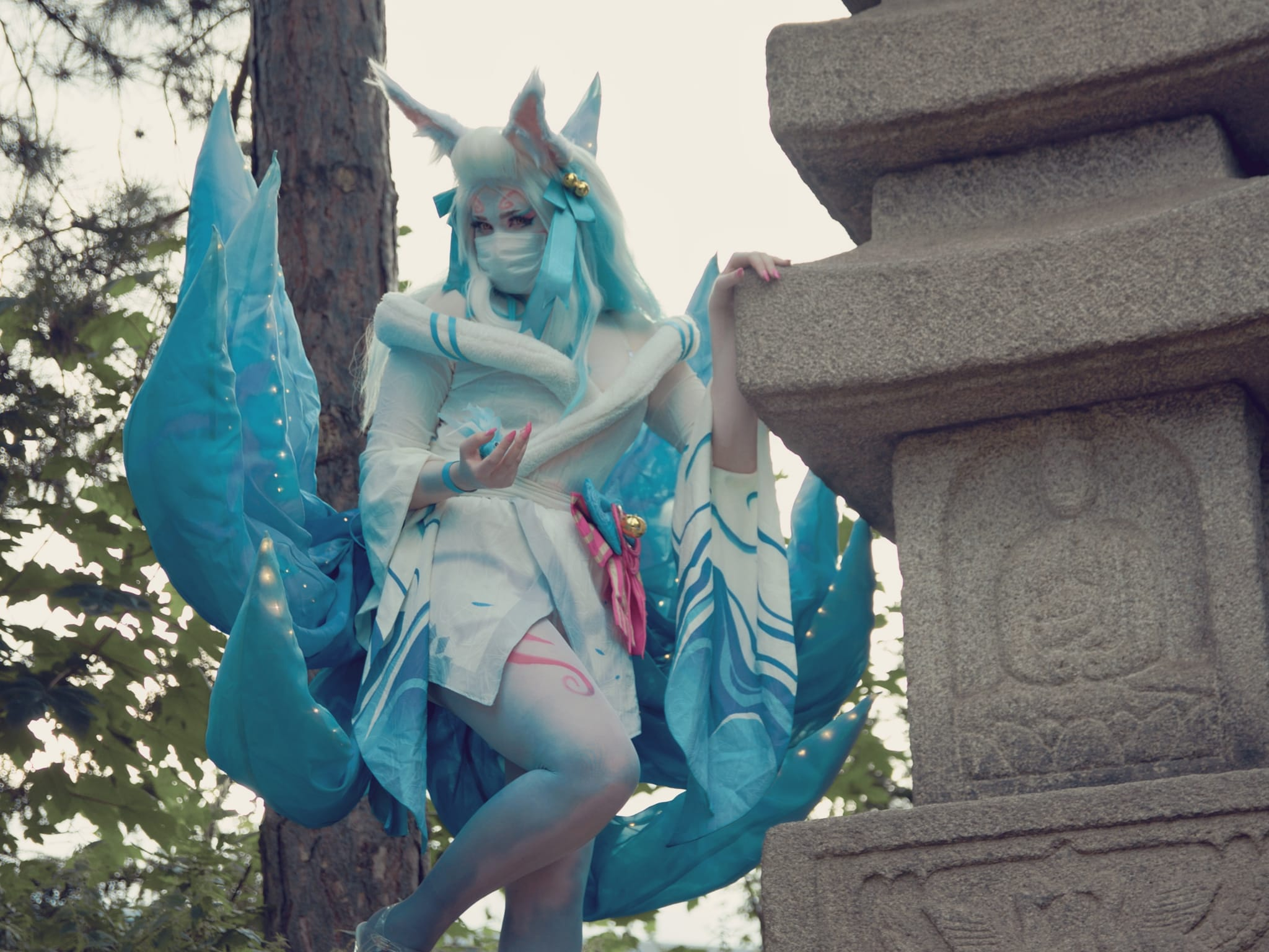 Very nice cosplay and a fast delivery! <3