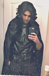 Game Of Thrones Jon Snow Cloak Cosplay Costume