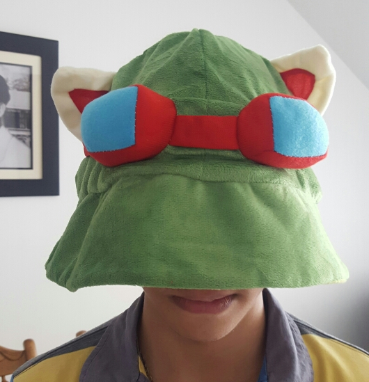 League of Legends Teemo Hat Cosplay Hat