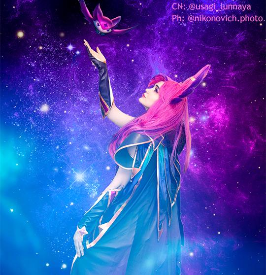 LOL Star Guardians Xayah