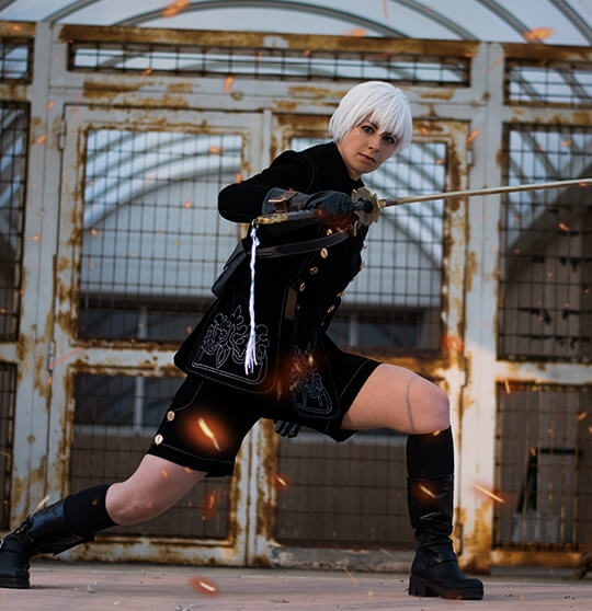 Nier: Automata Cosplay Costumes