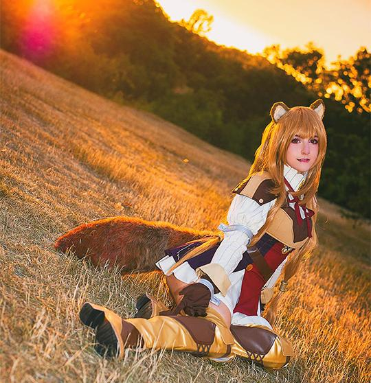 The Rising of the Shield Hero Raphtalia